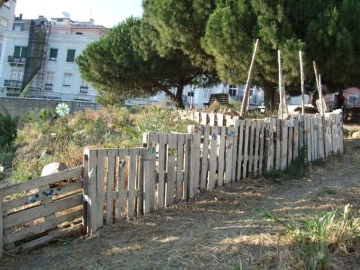 Urban gardening Lisbon