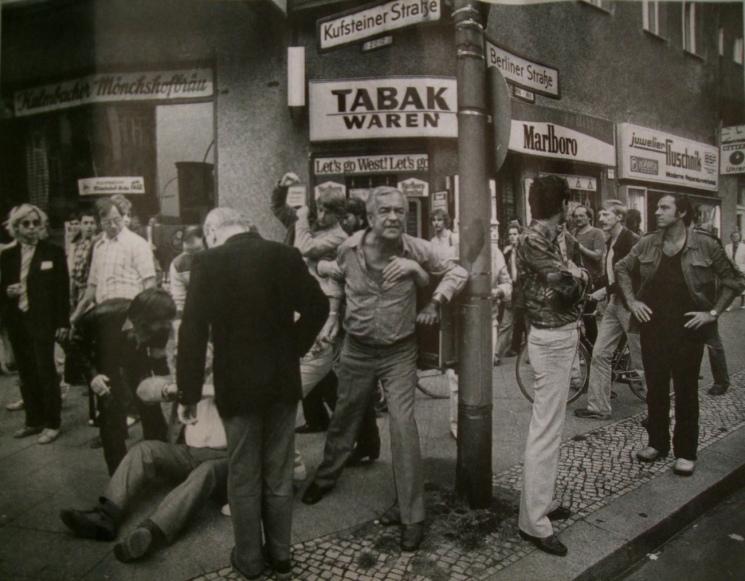 Foto: Christian Schulz, 1983.