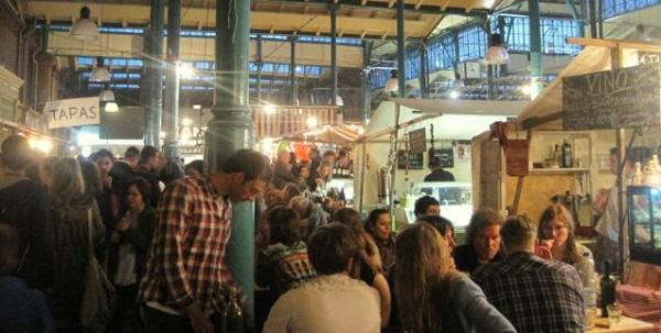 Street Food Thursday i Markthalle IX.