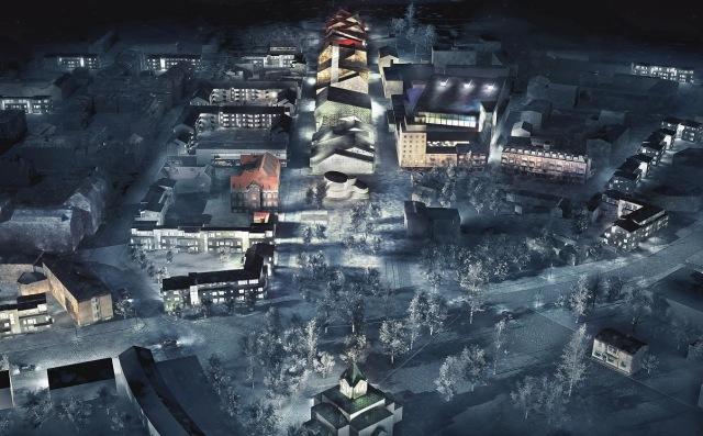 Gällivare kommun, Vision: Arktisk småstad i världsklass.