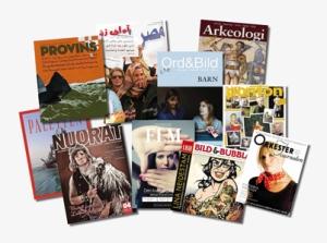 tidskrifter bild