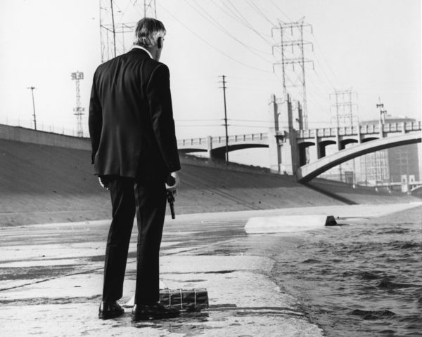 Lee Marvin i Point Blank från 1967. Foto MGM